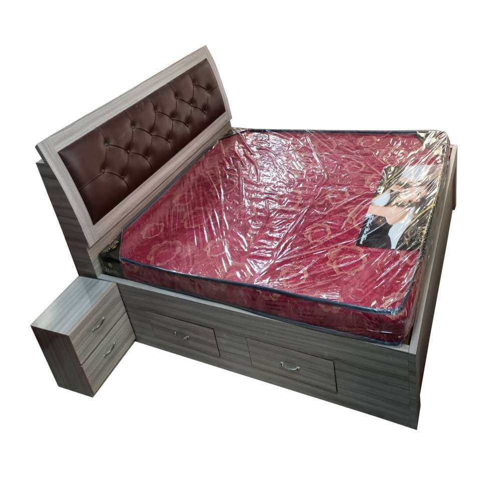 new bed